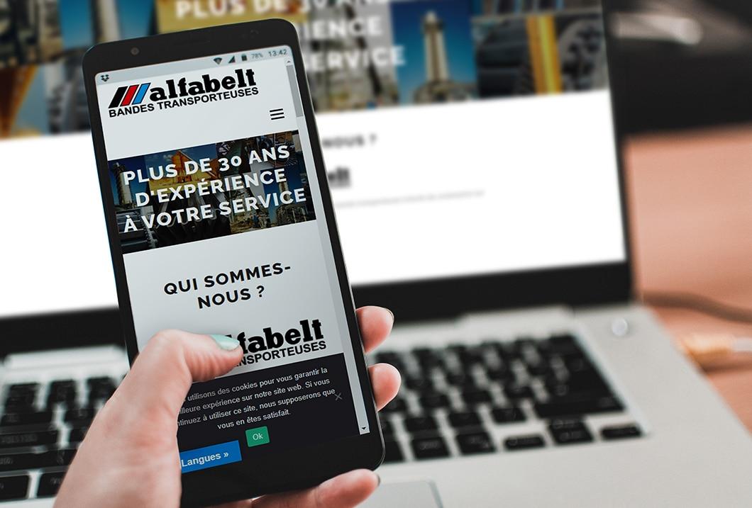 Nous sommes heureux et fiers de vous présenter notre nouveau site internet.